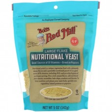 Bob's Red Mill Nutritional Yeast Flakes (5 oz.) - high in protein and B vitamins - 10% OFF!