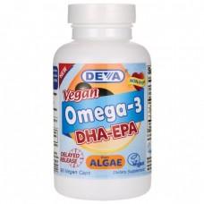 Deva Nutrition Vegan Omega-3 DHA-EPA - 10% OFF!