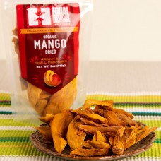 Equal Exchange Fair Trade Organic Organic Dried Mango - TEMPORARILY OUT OF STOCK