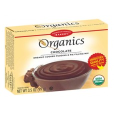 European Gourmet Bakery Organic Chocolate Pudding Mix