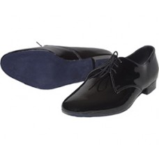 Ethical Wares Last Dance Vegan Patent Dance Shoe (men's)
