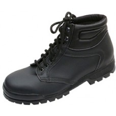 Ethical Wares Steel-Toe Safety Work Boots (men's & women's)