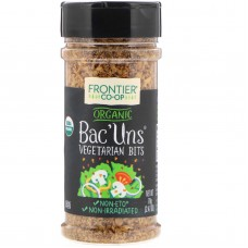 Frontier Organic Bac'Uns Vegan Bacon Bits - TEMPORARILY OUT OF STOCK