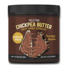 Field Trip Chocolate Chickpea Butter Nut-Free Spread - 15% OFF!