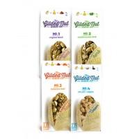 The Gilded Nut Seasoned Pistachios (4 flavor choices)