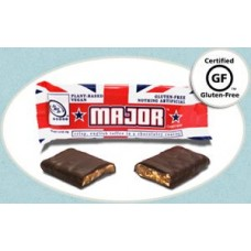 Go Max Go MAJOR Vegan Candy Bar (or 12-pack at 10% discount)