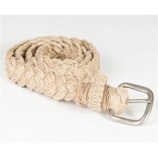 Hempmania Hemp Twine Braided Belt