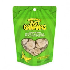 Karen's Naturals ORGANIC Just Bananas (raw freeze-dried)