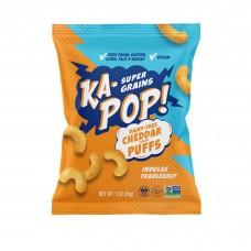 Ka-Pop Dairy-Free Cheddar Cheese Puffs (1 oz.)