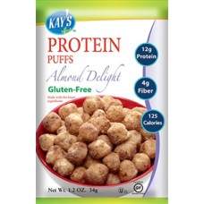 Kay's Naturals Almond Delight Protein Puffs