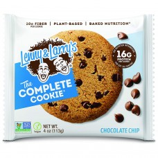 Lenny & Larry's Complete Cookie Chocolate Chip (4 oz.)  BEST BY JULY 23, 2020 - 60% OFF!