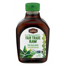 Madhava Organic Fair Trade Raw Agave Nectar (23.5 fl. oz.) - TEMPORARILY OUT OF STOCK