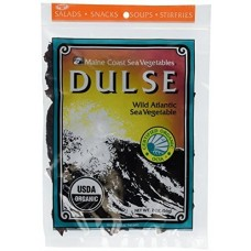 Maine Coast Sea Vegetables Organic Whole Leaf Dulse (2 oz.)