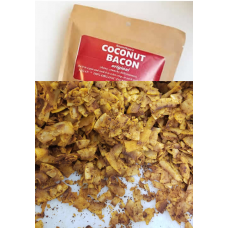 NaamNom's Organic Vegan Bacon (Original or Spicy) - NEW Recipe Now Made in USA