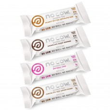 No Cow Protein Bar (21g protein, 1g sugar) BEST BY AUG. 24, 2021 - 50% OFF!
