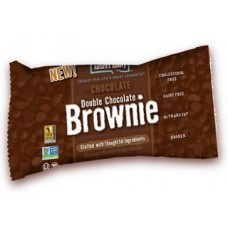 Nature's Bakery Whole Wheat Double Chocolate Brownie Bars Twin Pack