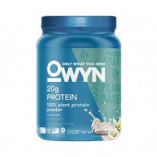 OWYN - Only What You Need Plant Protein Powder Vanilla - 1 lb. (14 Servings) - 20% OFF!