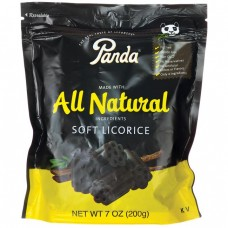 Panda All Natural Licorice Chews BEST BY APRIL 15, 2020 - 40% OFF!