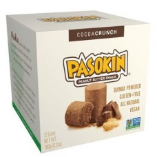 Pasokin Cocoa Crunch Peanut Butter Snack 12-Pack - 10% OFF!