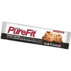 PureFit Peanut Butter Chocolate Chip Protein Bar - 18g protein  - 20% OFF!