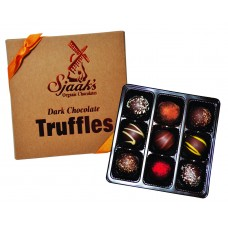 Sjaak's Handmade Organic Chocolate Truffle Assortment (2 varieties) - BACK IN STOCK!
