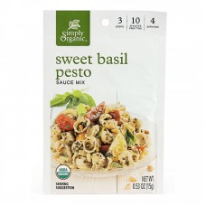 Simply Organic Sweet Basil Pesto Sauce Mix