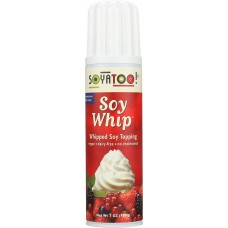 Soyatoo Soy Whip Dessert Topping - 10% OFF!