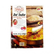 SWAD Dal Tadka Indian Lentil Entree (all-natural, shelf stable)