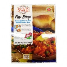 SWAD Pav Bhaji Indian Potato/Veggie Entree (all-natural, shelf stable)