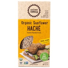 Sunflower Family Organic Textured Sunflower Protein Hache (TVP)