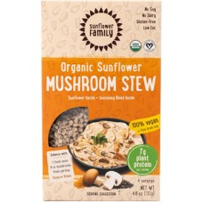 Sunflower Family Organic Sunflower Mushroom Stew (4 servings)