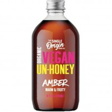 Organic Vegan Un-Honey - Amber - by The Single Origin Food Co. - 100% Raw