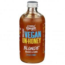Organic Vegan Un-Honey - Blonde - by The Single Origin Food Co. - 100% Raw