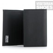 Vegetarian Shoes Black Wallet - 10% OFF!