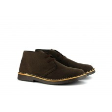 Vegetarian Shoes Brown Bush Boots (men's & women's)