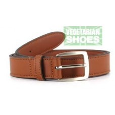 Vegetarian Shoes Tan City Belt