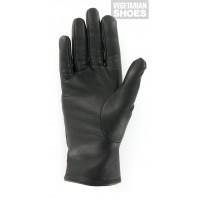 Vegetarian Shoes Black Gloves (men's & women's)