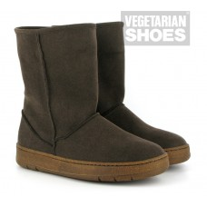Vegetarian Shoes Vegan Fleece-Lined Snug Boots (women's)