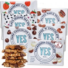 YES Bar Real Food Low Sugar Snack Bar (single bar)