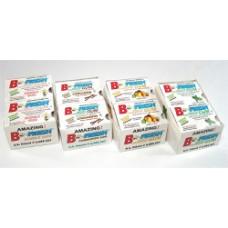 B-Fresh Gum with Vitamin B12 (12 sugar-free pieces, 4 flavor choices)