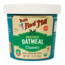 Bob's Gluten-Free Organic Oatmeal Cup - Classic BEST BY NOV. 3, 2020 - 40% OFF!