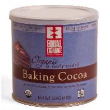 Equal Exchange Fair Trade Organic Cocoa Powder