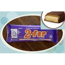 Go Max Go 2FER Vegan Candy Bar (or 12-pack at 10% discount)