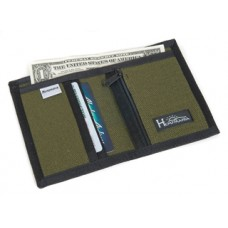Hempmania Bifold Hemp Wallet (7 colors)