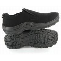 Vegetarian Shoes Black Kalahari Shoe (men's & women's)