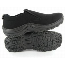 Vegetarian Shoes Black Kalahari Shoe (men's & women's)