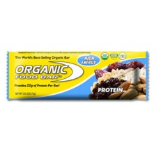 Organic Food Bar Protein Bar (No Added Sugars & 100% Raw) BEST BY JUNE 18, 2020 - 40% OFF!