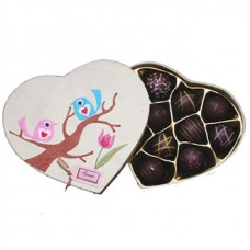 Sjaak's Organic Chocolate Birdie Truffle Gift Box - SOLD OUT