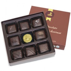 Sjaak's Organic Chocolate Nuts & Chews Assortment (2 varieties) - TEMPORARILY OUT OF STOCK