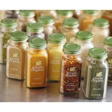 Simply Organic Certified Organic Spices and Herbs (large selection)